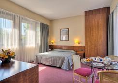 Hotel Petra - Rom - Schlafzimmer