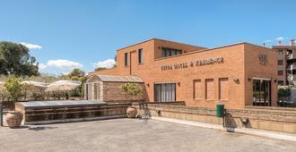 Hotel Petra - Roma - Edificio
