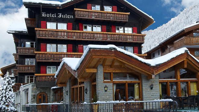 Romantik Hotel Julen - Zermatt - Rakennus
