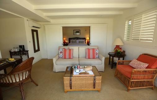 The Pavilion Hotel - Avalon - Olohuone