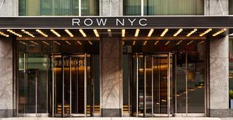Row NYC - New York - Edificio