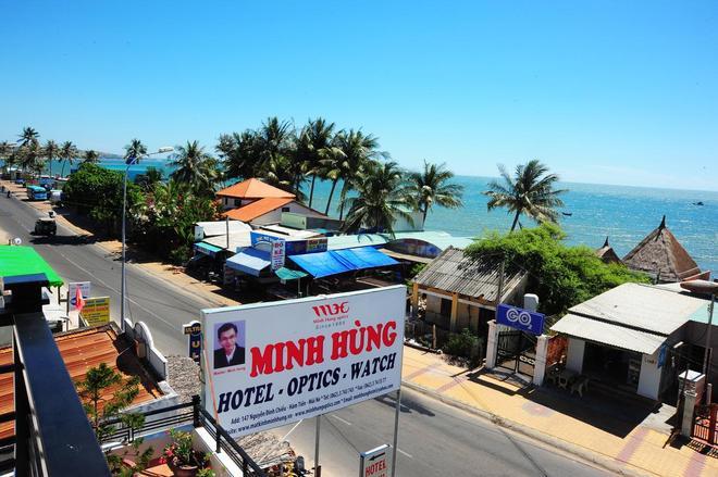 Minh Hung Hotel - Mũi Né - Cảnh ngoài trời