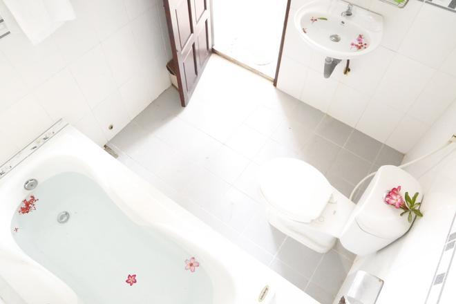 Minh Hung Hotel - Mũi Né - Phòng tắm