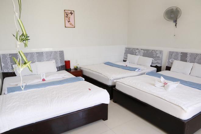 Minh Hung Hotel - Mũi Né - Phòng ngủ