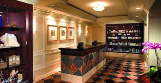 The Ritz-Carlton Coconut Grove Miami - Майами - Ресепшен