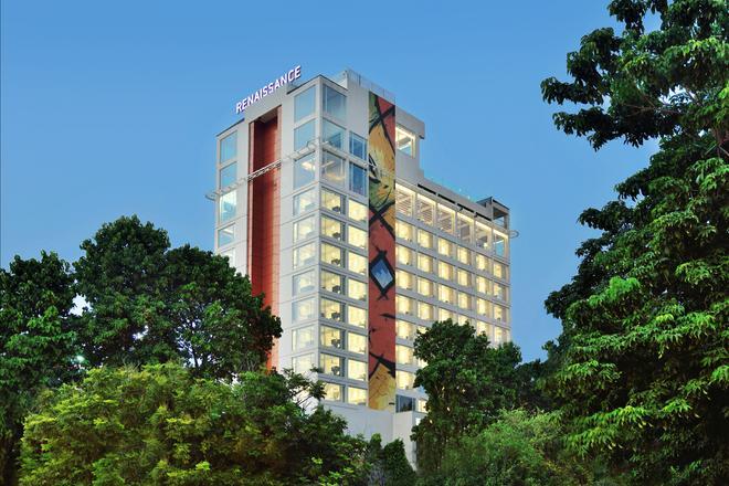 勒克瑙萬麗酒店 - 勒克瑙 - 勒克瑙 - 建築