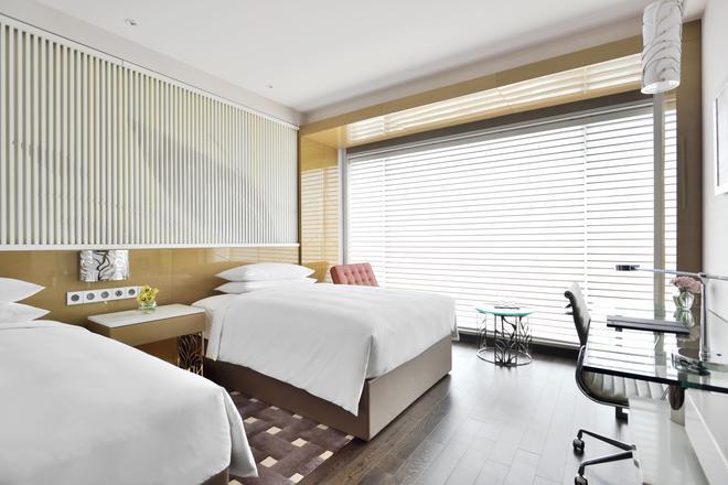勒克瑙萬麗酒店 - 勒克瑙 - 勒克瑙 - 臥室