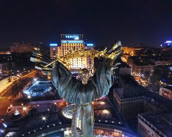 烏克蘭酒店 - 基輔 - 基輔 - 室外景