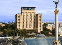Hotel Ukraine - Kyiv - Edificio