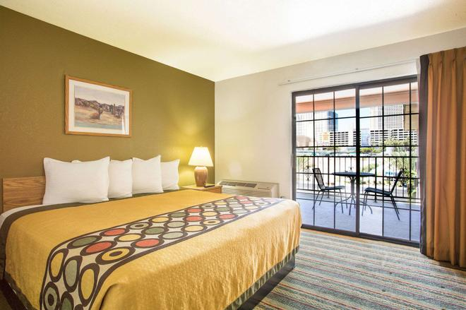 Ellis Island Hotel - Λας Βέγκας - Κρεβατοκάμαρα