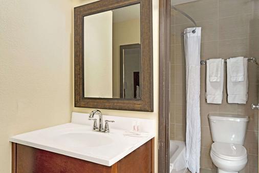 埃利斯島賭場拉斯維加斯大道區速8酒店 - 拉斯維加斯 - 浴室