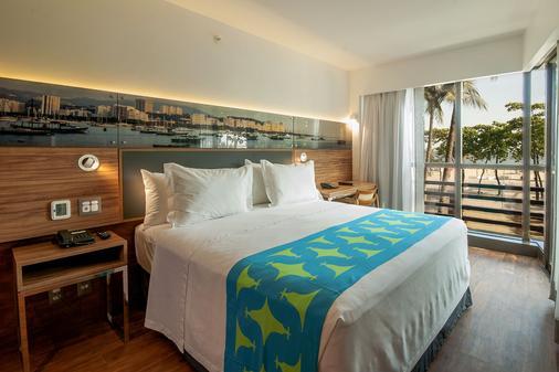 Arena Leme Hotel - Rio de Janeiro - Camera da letto