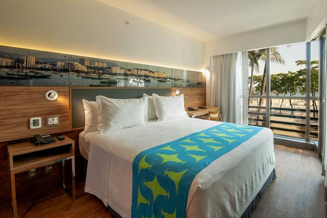 Arena Leme Hotel - Rio de Janeiro - Bedroom