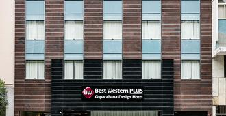 Best Western Plus Copacabana Design Hotel - Río de Janeiro - Edificio