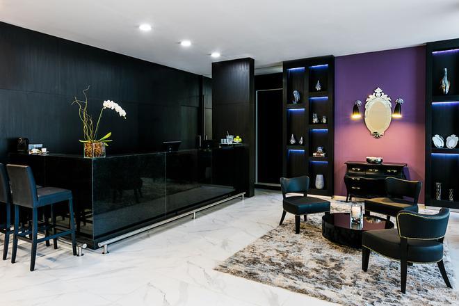 Best Western Plus Copacabana Design Hotel - Рио-де-Жанейро - Ресепшен