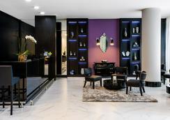 Best Western Plus Copacabana Design Hotel - Рио-де-Жанейро - Лобби
