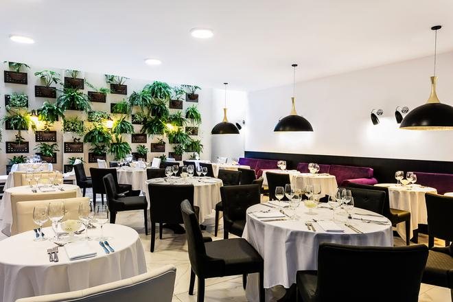 Best Western Plus Copacabana Design Hotel - Рио-де-Жанейро - Банкетный зал