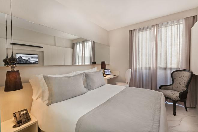 Best Western Plus Copacabana Design Hotel - Рио-де-Жанейро - Спальня
