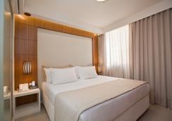 Best Western Plus Icarai Design Hotel - Niterói - Makuuhuone