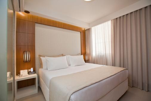 Best Western Plus Icarai Design Hotel - Niterói - Bedroom