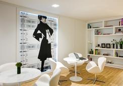 Best Western Premier Arpoador Fashion Hotel - Rio de Janeiro - Hành lang