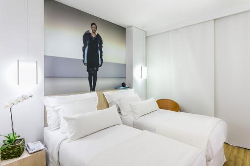 Best Western Premier Arpoador Fashion Hotel - Rio de Janeiro - Schlafzimmer