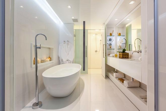 貝斯特韋斯特頂級阿伯特萊時尚酒店 - 里約熱內盧 - 浴室