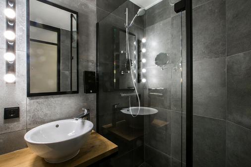 City Hotel Groningen - Groningen - Bathroom