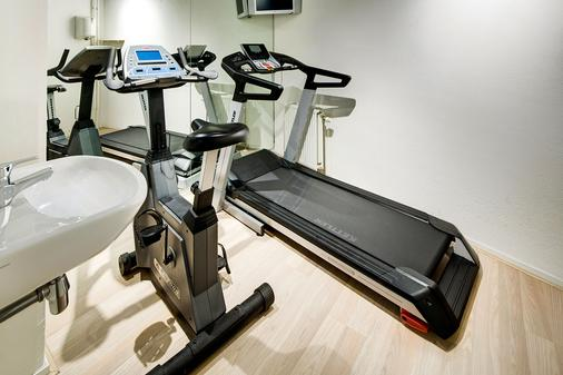 City Hotel Groningen - Groningen - Gym