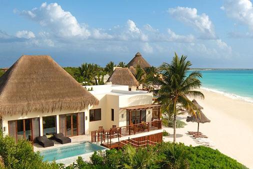 Fairmont Mayakoba, Riviera Maya - Playa del Carmen - Edificio
