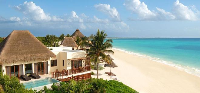 費爾蒙悅榕莊里維埃拉瑪雅 - 式 - 卡曼海灘 - 普拉亞卡門 - 建築
