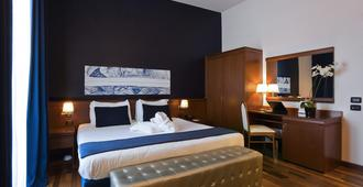 Grand Hotel Tiberio - Rom - Schlafzimmer