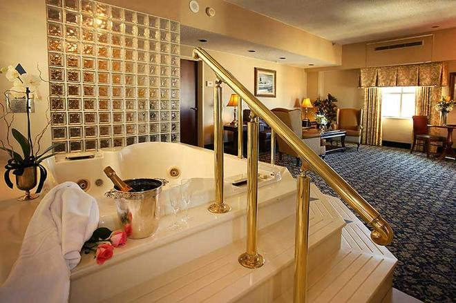 The Claridge A Radisson Hotel - Atlantic City - Μπάνιο