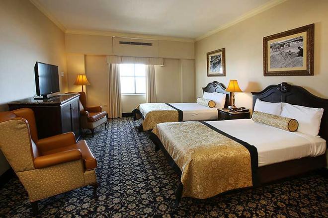 The Claridge A Radisson Hotel - Atlantic City - Κρεβατοκάμαρα