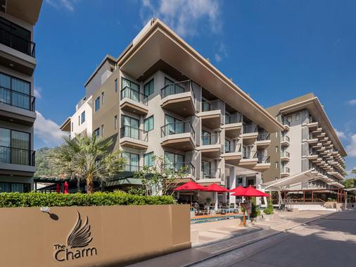 The Charm Resort Phuket - Πατόνγκ - Κτίριο