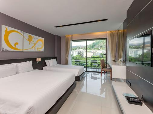 The Charm Resort Phuket - Πατόνγκ - Κρεβατοκάμαρα