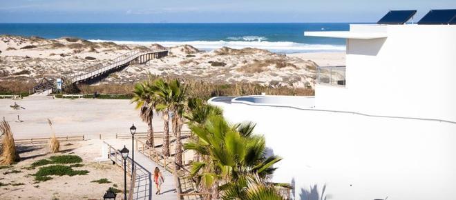 The Beachfront Praia D'el Rey Golf & Beach Resort - Óbidos - Beach