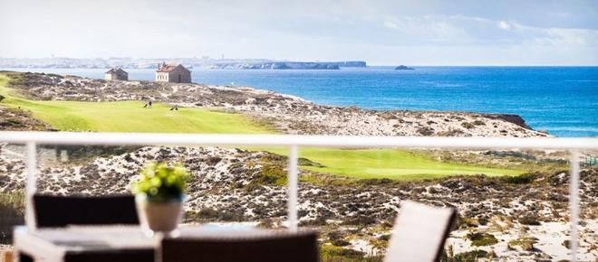 The Beachfront Praia D'el Rey Golf & Beach Resort - Óbidos - Balcony