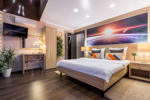 克拉斯諾達爾月亮酒店 - 克拉斯洛達爾 - 克拉斯諾達爾 - 臥室
