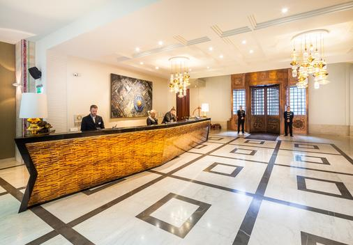 Continental Hotel Budapest - Βουδαπέστη - Ρεσεψιόν