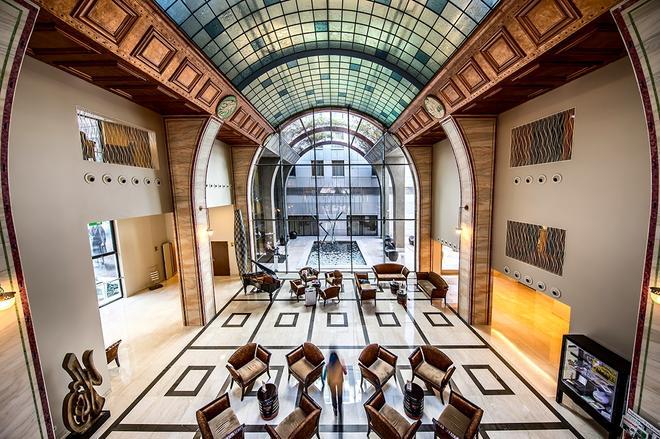 Continental Hotel Budapest - Budapest - Lobby