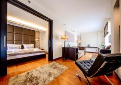 Continental Hotel Budapest - Budapest - Phòng ngủ