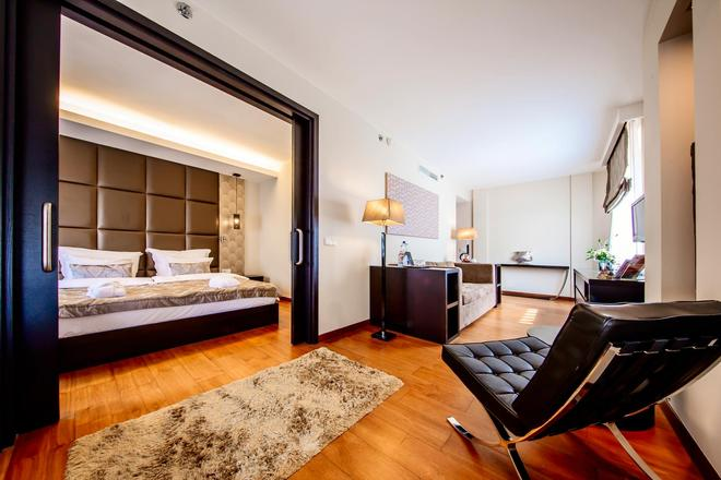 Continental Hotel Budapest - Budapest - Schlafzimmer
