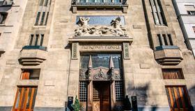 Continental Hotel Budapest - Будапешт - Здание