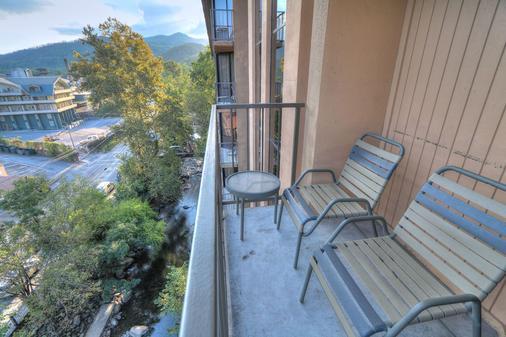 Edgewater Hotel - Gatlinburg - Gatlinburg - Balcony