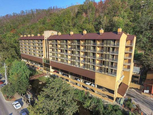 Edgewater Hotel - Gatlinburg - Gatlinburg - Rakennus