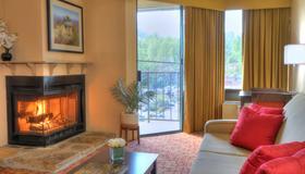 Edgewater Hotel Gatlinburg - Gatlinburg - Living room