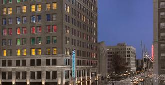 Angad Arts Hotel - St. Louis - Building