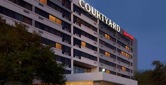Courtyard by Marriott Austin-University Area - Austin - Edificio