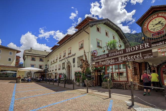 Hotel Garni Snaltnerhof - Ortisei - Toà nhà